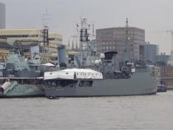 HMS Belfast Battle Cruiser