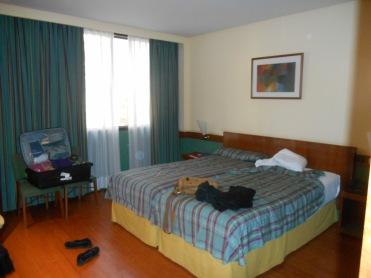 Bedroom in Mercure Carlton Rioja