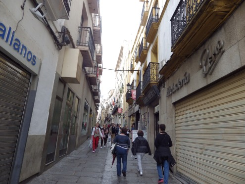 Streets of Cáceres