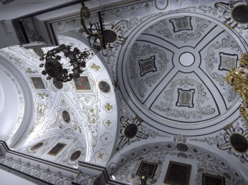 Dome at Church of the Precious Blood