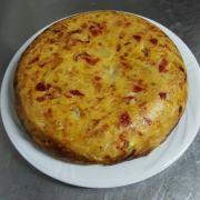 Meson Azuquita Spanish Omelet