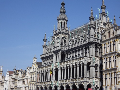 Museum Van de Stat Brussels in Grand Place Square