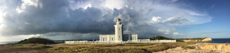 El Faro, Cabo Rojo photo courtesy of Miguel Lopez
