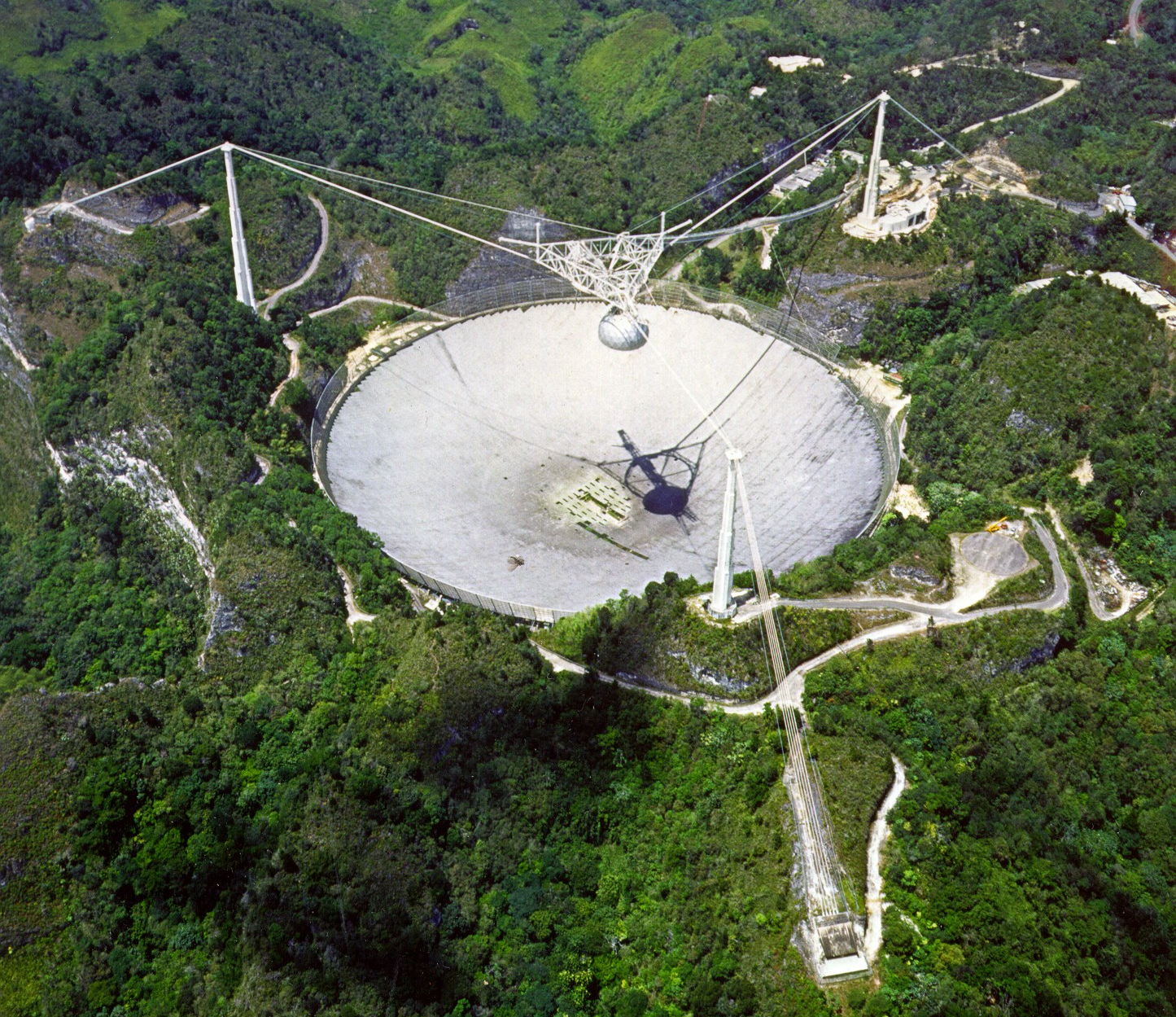 Radio telescopio de Arecibo