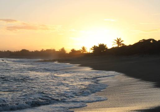 El Peñon Amador Beach in Camuy photo courtesy of Emma Velez