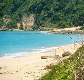 Aguadilla Beach photo courtesy of Emma Velez